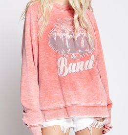 RECYCLED KARMA THE BAND SWEATSHIRT