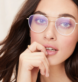 DIFF EYEWEAR Aiden Blue Light(More Colors Available)