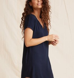 BELLA DAHL SHOP V Neck Dress(More Colors Available)