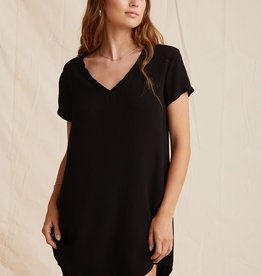 BELLA DAHL SHOP V Neck Dress (More Colors Available)