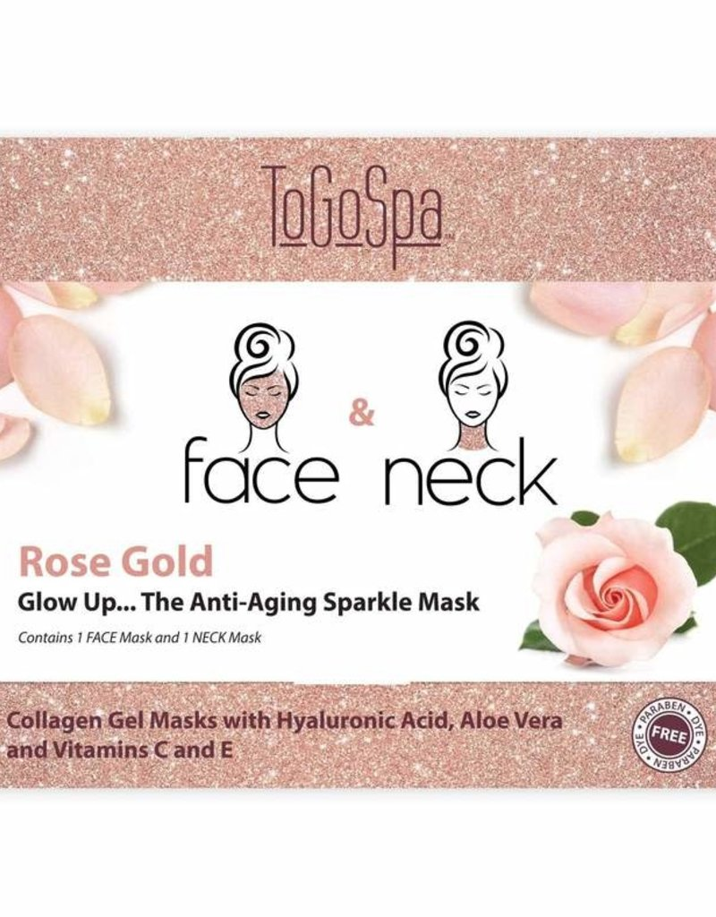 TO GO SPA FACE & NECK COMBO