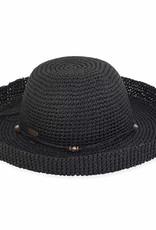 SUN N SAND LUCY CROCHET HAT HH2049
