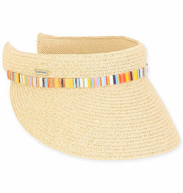 SUN N SAND Rainbow Visor(More Colors Available)