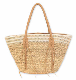 SUN N SAND Rope Shoulder Tote CE6298