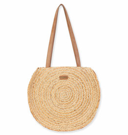 SUN N SAND Seagrass Round Tote(More Colors Available)