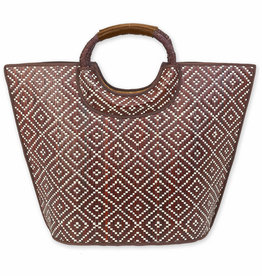 SUN N SAND Straw Shoulder Tote(More Colors Available)