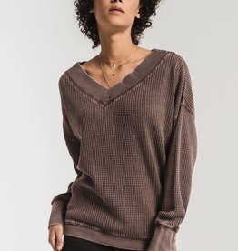 Z SUPPLY SHOP THE EMILIA TOP(More colors available)