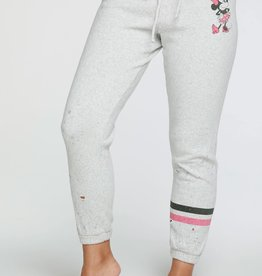 CHASER Minnie Mouse Slouchy Pant
