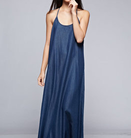 LOVESTITCH Halter Back Maxi