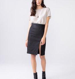 UNPUBLISHED Rita Vegan Leather Skirt