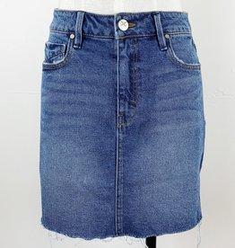 UNPUBLISHED Nico High Waisted Denim Skirt