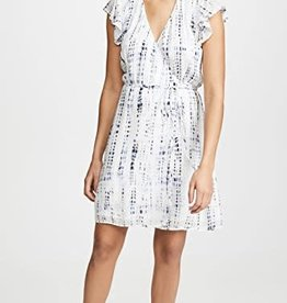 BELLA DAHL Flutter Sleeve Wrap Dress