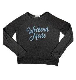 BROKEDOWN Weekend Mode Sweatshirt