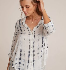 BELLA DAHL Flowy Button Down