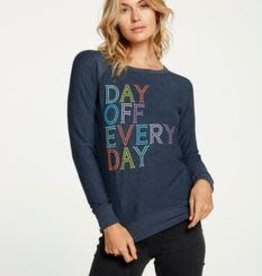 CHASER Every Day Off Pullover
