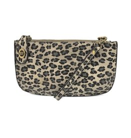 JOY SUSAN Leopard Crossbody Wristlet(More Colors Available)