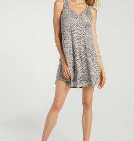 Z SUPPLY SHOP Breezy Animal Dress(More Colors Available)