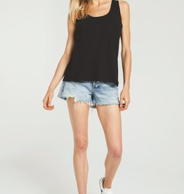 Z SUPPLY SHOP Cotton Scoop Tank(more colors available)