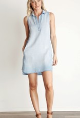 BELLA DAHL SHOP S/L A-LINE DRESS BDSH