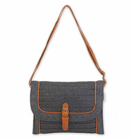 SUN N SAND Straw Crossbody(More Colors Available)