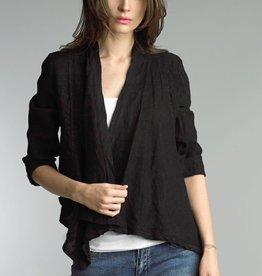 TEMPO PARIS Short Linen Jacket (More Colors Available)