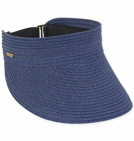 SUN N SAND PPRBraid Visor HH2431(More Colors Available)