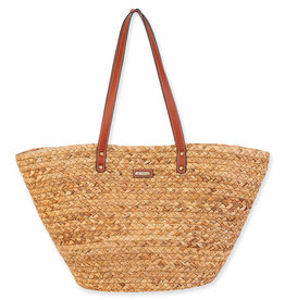 SUN N SAND Sea Grass Shoulder Tote CE6225