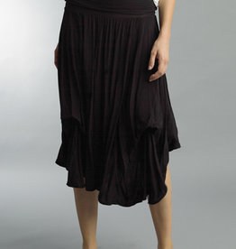 TEMPO PARIS Bustle Skirt(More Colors Available)