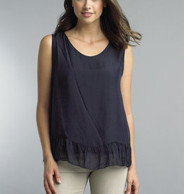 TEMPO PARIS Ruffle Top