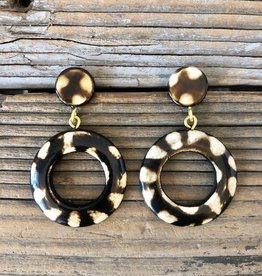 HOLIDAY TRADING Vixen Earrings