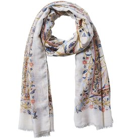 TICKLED PINK Tuscan Scarf