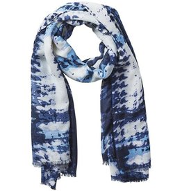 TICKLED PINK Tye Dye Scarf