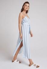 BELLA DAHL BELTED CAMI DRESS