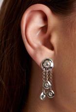 UNO DE 50 TLALOCAN EARRINGS