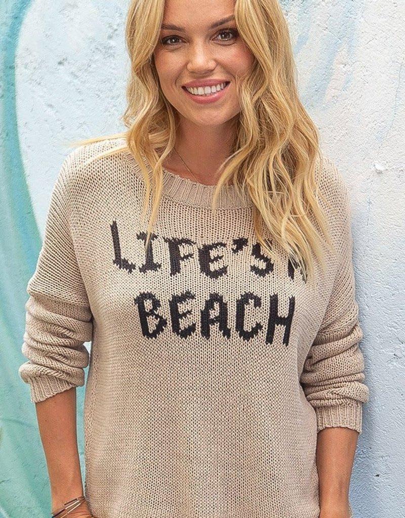 WOODEN SHIPS LIFE A BEACH CREW