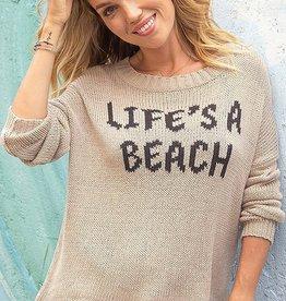 WOODEN SHIPS Life's a Beach Crew