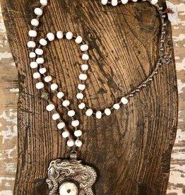JONAS & MUSE Dragon w/ Shell Beads