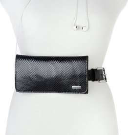 BRAVE LEATHER WARNER BELT BAG