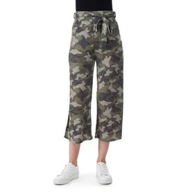 BOBEAU Doris Crop Pant(More Colors Available)