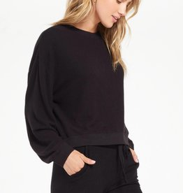 Z SUPPLY SHOP NOA MARLED TOP