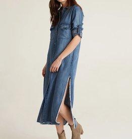 BELLA DAHL SHOP MAXI SHIRT DRESS