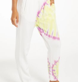 Z SUPPLY SHOP SUNBURST TIE DYE JOGGER