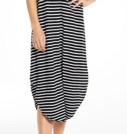 Z SUPPLY SHOP REVERIE INVERTED STRIPE DRESS