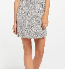 Z SUPPLY SHOP TORRE MINI LEO WRAP DRESS