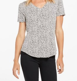 Z SUPPLY SHOP LIPA MINI LEOPARD TEE