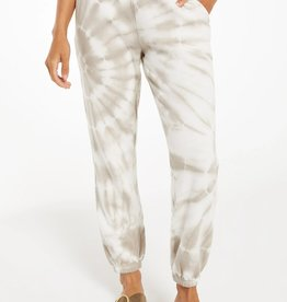 Z SUPPLY SHOP EMERY SPIRAL TIE DYE JOGGER
