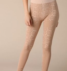 NIKIBIKI SNAKE SKIN LEGGINGS (More Colors Available)