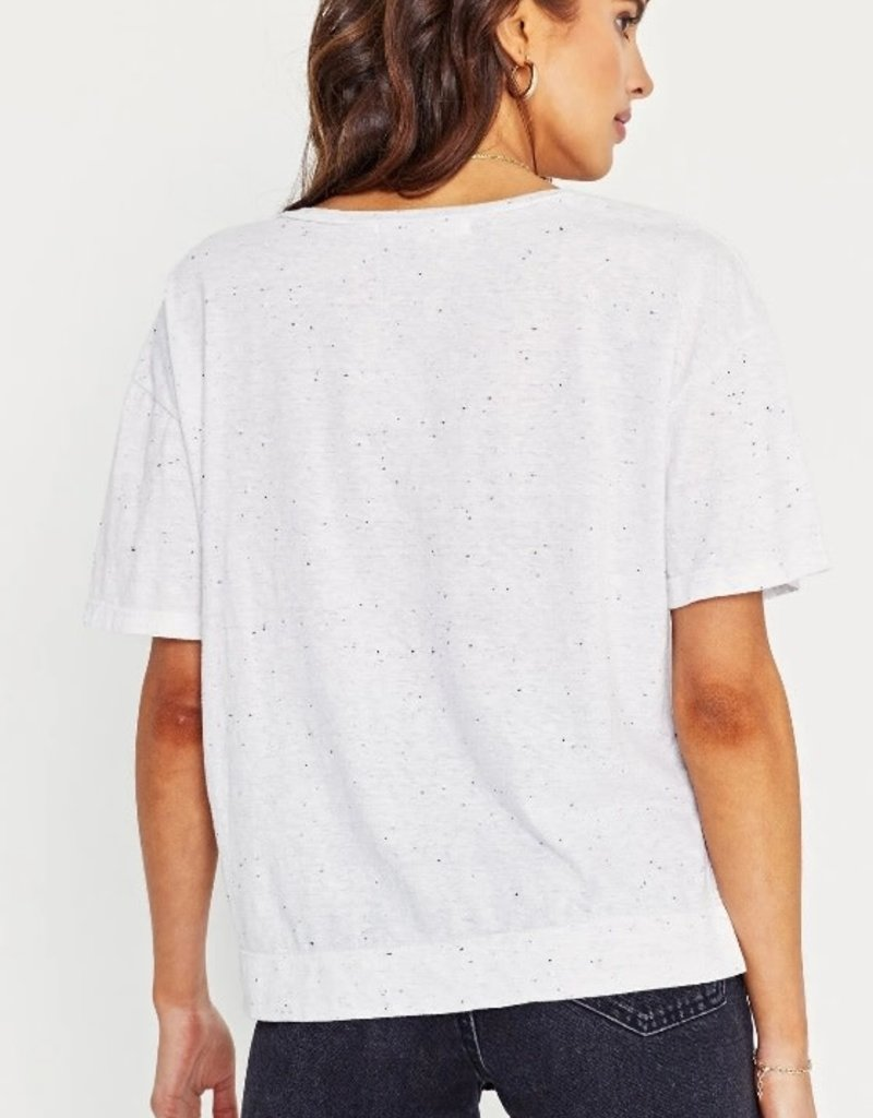 PROJECT SOCIAL T AIDEN BOXY V NECK