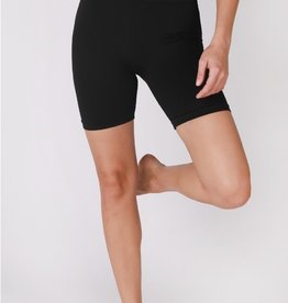 NIKIBIKI RIBBED BIKER SHORT (More Colors Available)