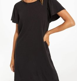Z SUPPLY SHOP SOPHIA COTTON SLUB DRESS